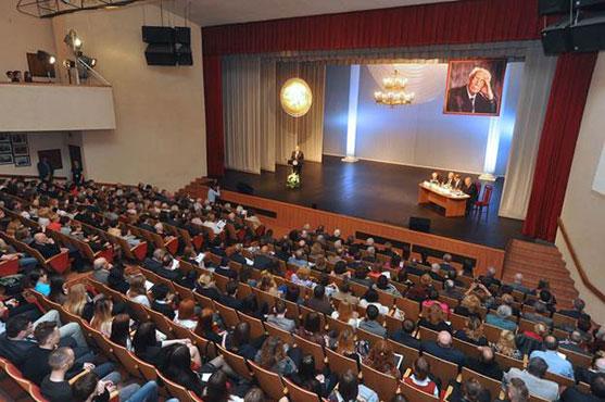 Александр Агеев выступил с докладом на XXII Международных Лихачевских научных чтениях