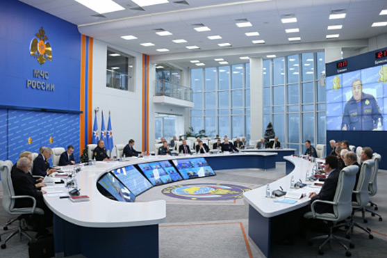 А. Агеев принял участие в заседании Экспертного совета и стал соавтором доклада