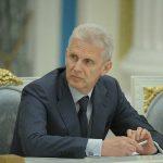 Рабочая встреча с помощником Президента РФ А.А. Фурсенко